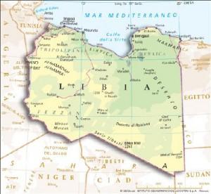 libia rivolta