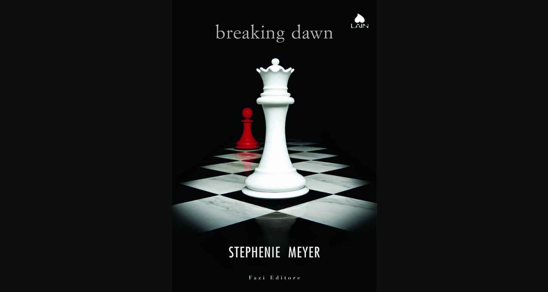 Libri da leggere, The Twilight Saga: Breaking Dawn
