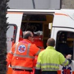 Roma incidente, moto contro taxi: morto un uomo