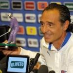 """Italia, Prandelli: """"potremmo non andare all'Europeo"""""""