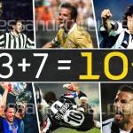 Auguri Alessandro Del Piero, un capitano vero