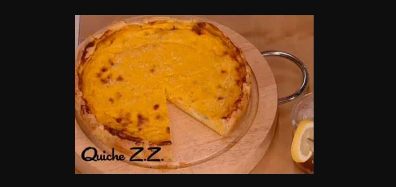 Apericetta de I menù di Benedetta: quiche Z.Z. (video)
