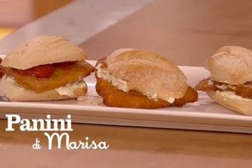 Panini di Marisa, la ricetta di Benedetta Parodi e Marisa (video)