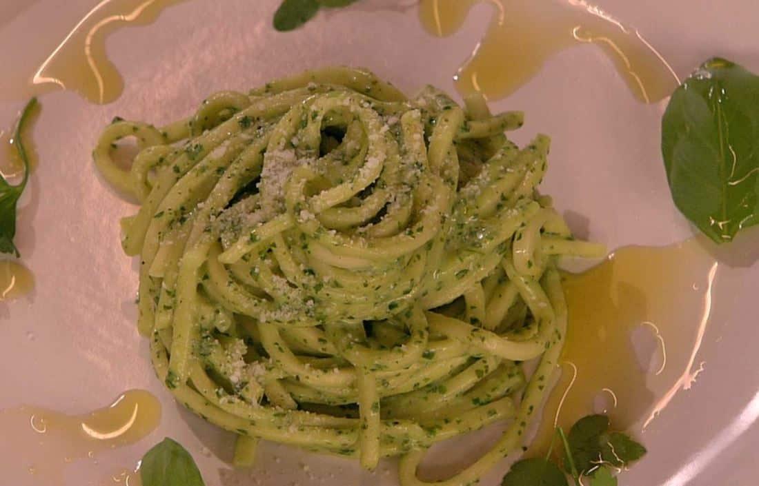 Pici alle erbe di Benedetta, dal menù tuffo nel passato (video)