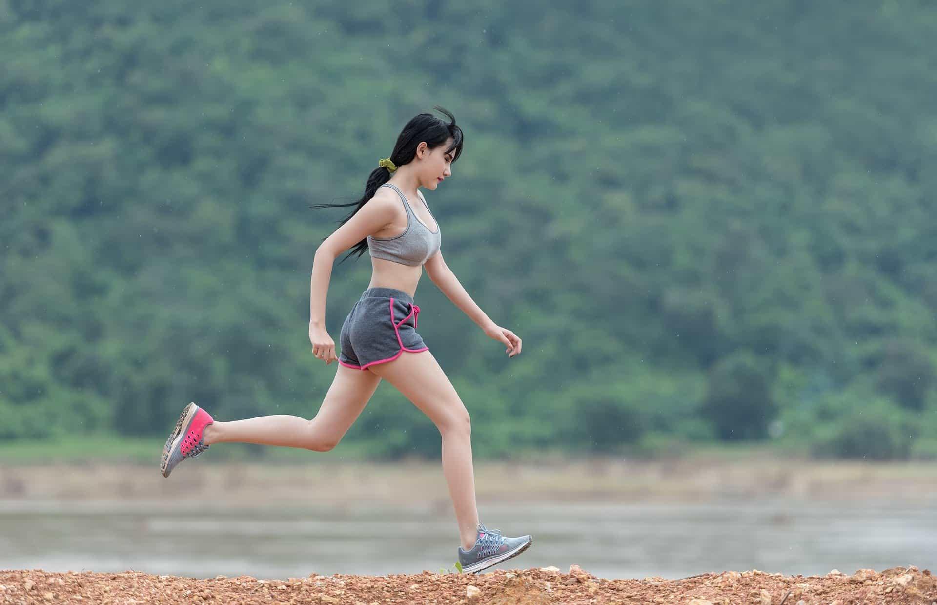 Dimagrire velocemente con un'ora di sprint invece di sette di jogging