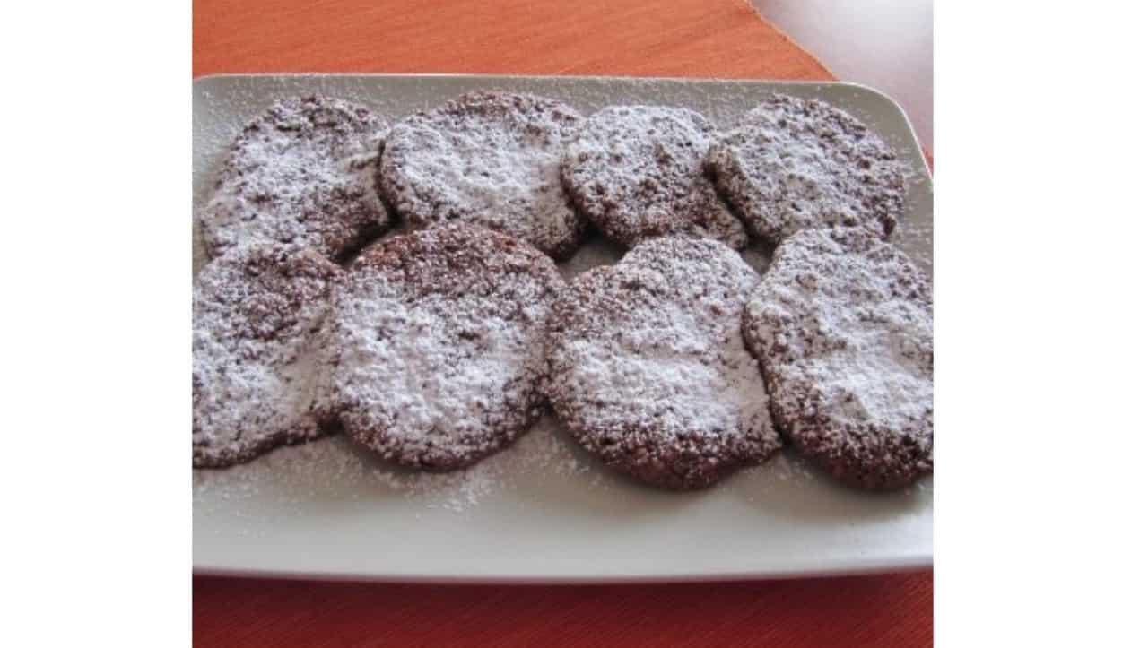 Ricette senza glutine: biscottoni alla nutella super veloci
