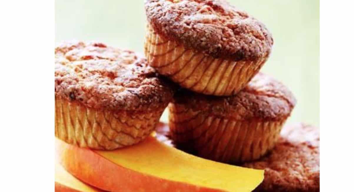 Ricette Halloween: muffin di zucca e cioccolato