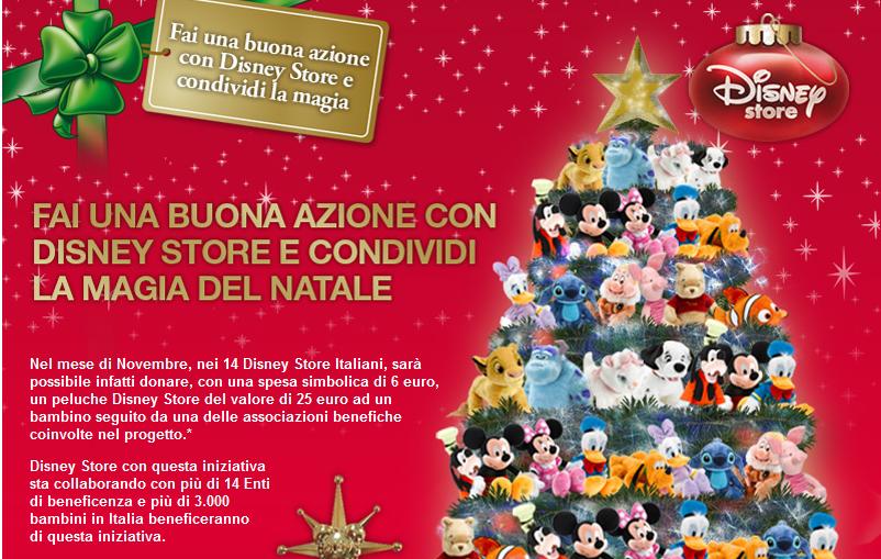 Immagini Natalizie Walt Disney.Natale 2012 Nei Disney Store Le Lettere Per Babbo Natale