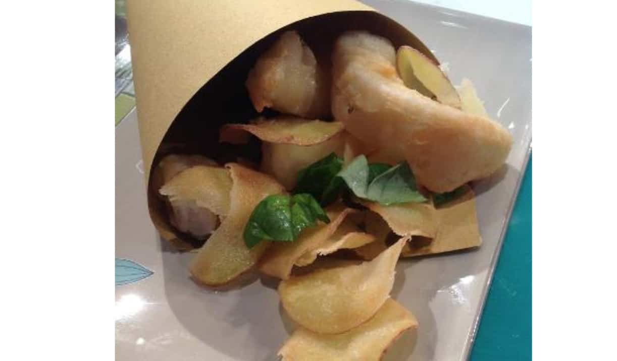 Fish and chips, la golosa ricetta di oggi di Pascucci a La prova del cuoco