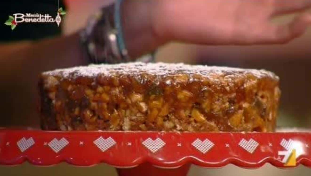 I menù di Benedetta: la ricetta del panforte (video)