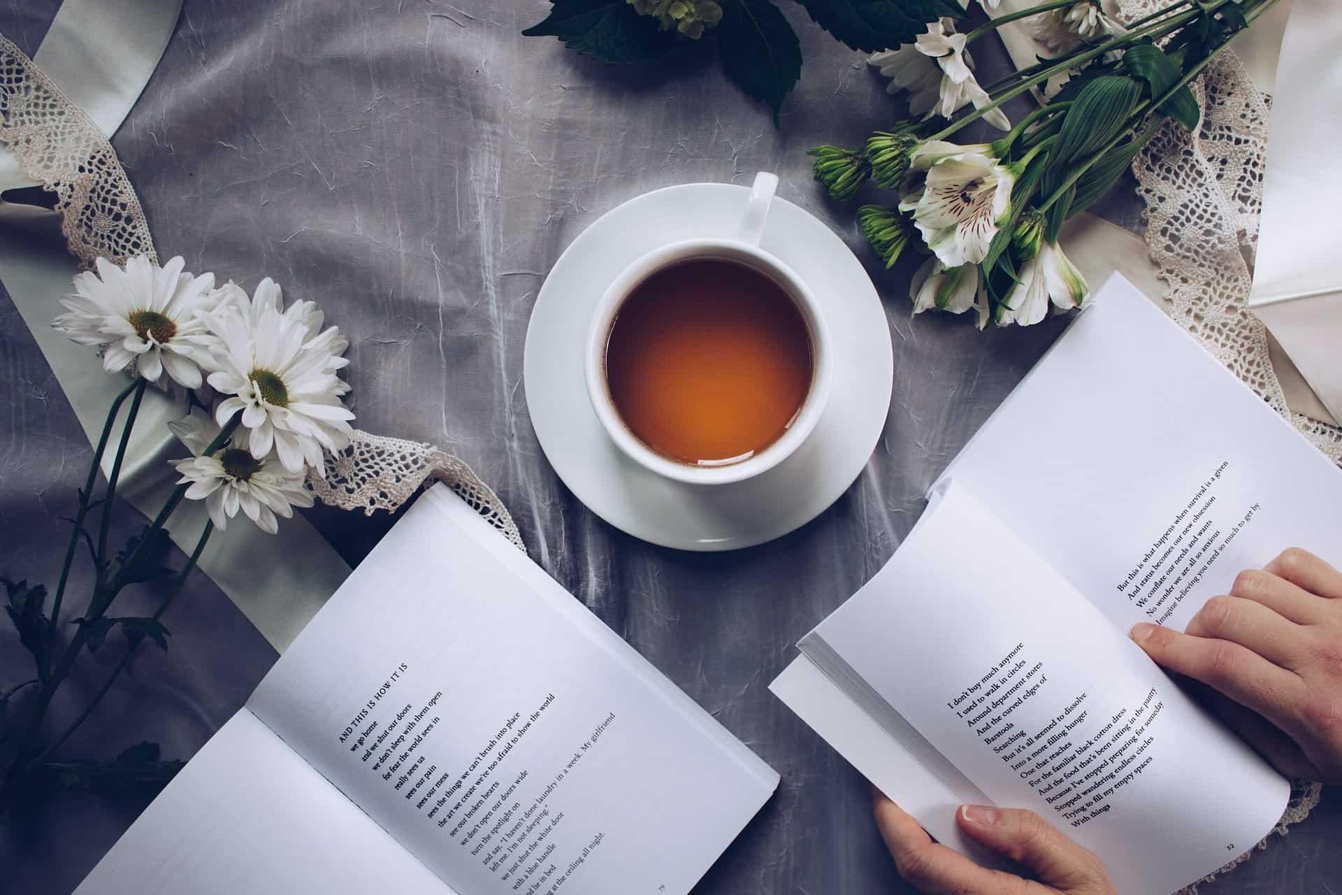 La poesia aiuta a vivere meglio