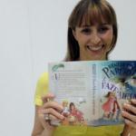 Benedetta Parodi presenta il libro Le fate a metà e il segreto di Arla
