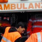 Massa: ambulanza prende fuoco, morta neonata