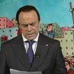 Crozza imita Berlusconi a Ballarò nella puntata del 26 novembre 2013 (VIDEO)