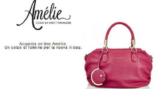 separation shoes e427d 92ee1 Idee regali di Natale 2013, la borsa Amélie di Liu Jo ...