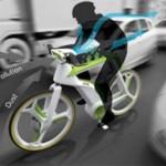 Green economy, ecco la bicicletta eco sostenibile: aspira l'inquinamento