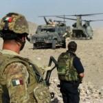 Afghanistan, Grasso in visita ai militari italiani ad Herat