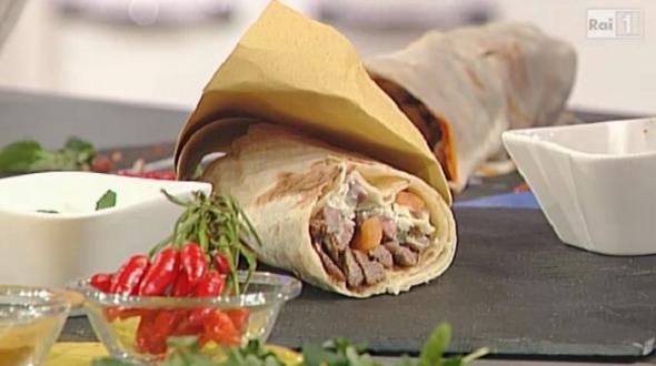 Ricetta Kebab La Prova Del Cuoco.Ricette La Prova Del Cuoco Il Durum Kebab Di Andrea Mainardi Ultime Notizie Flash