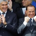 """Casini il figliol prodigo. Berlusconi: """"Io sono il leader e lui il benvenuto"""""""