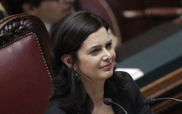 Boldrini laura presidente della camera dei deputati for Presidente camera dei deputati attuale