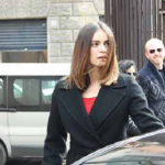 Kasia Smutniak incinta: furiosa con chi nomina Pietro (FOTO)