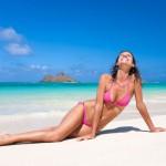I bikini snellenti per superare la prova costume