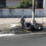 Avellino, muore schiantandosi sulla moto: andava in ospedale dall'amico deceduto
