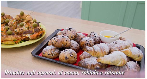 Ricetta Brioches Knam.Ricette Bake Off Italia 2014 Le Brioches Di Stefano Ultime Notizie Flash