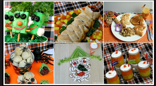 Festa Halloween Idee.Una Festa Perfetta Con Le Ricette Di Halloween 5 Idee Per Piatti