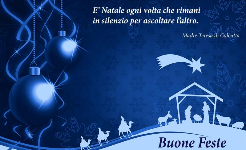 Auguri Di Natale A Una Persona Speciale.Gli Auguri Di Buon Natale Per Un Mondo Diverso Ultime