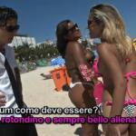 Le Iene, Bum Bum in Brasile con furore: il lato b grande è cool (VIDEO)
