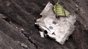aereo caduto