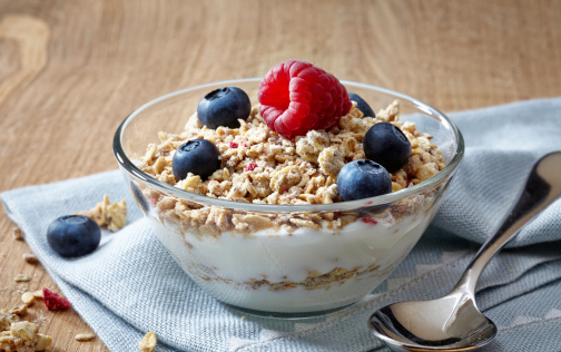 dieta allo yogurt di cereali