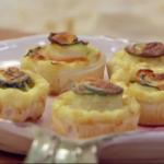 Le mini quiche con verdure di Benedetta Parodi da Molto Bene (VIDEO)