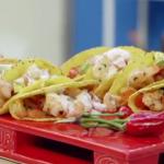 Tacos di gamberi: la ricetta etnica di Benedetta Parodi (VIDEO)