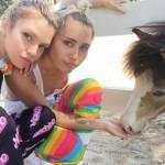 Un angelo per Miley Cyrus: la sua fidanzata è Stella (FOTO)