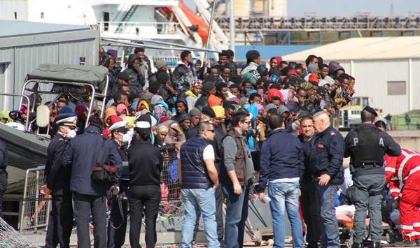 profughi Taranto
