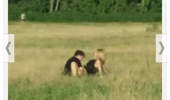 Coppia fa sesso al parco della Caffarella in pieno giorno