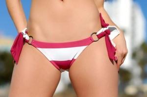 zona Bikini depilata