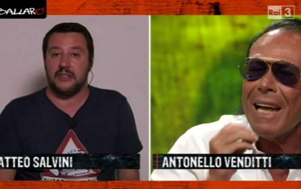 Salvini vs Venditti