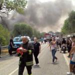 L'esplosione della fabbrica di fuochi a Modugno: potrebbero essere 7 i morti