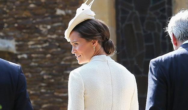 Pippa Middleton al battesimo di Charlotte: addio lato b da urlo (FOTO)
