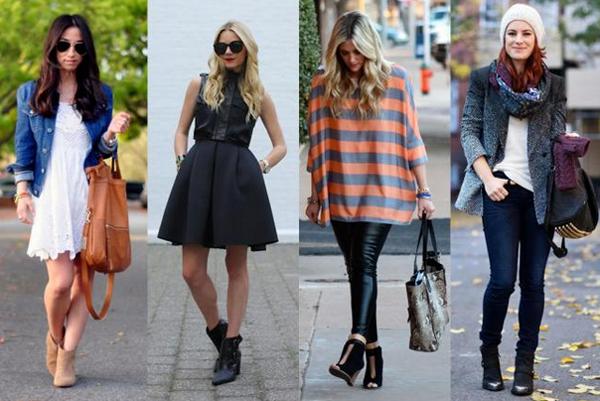 selezione premium 42dc0 14cc7 Moda donna Autunno 2015, torna di moda lo stivale basso ...
