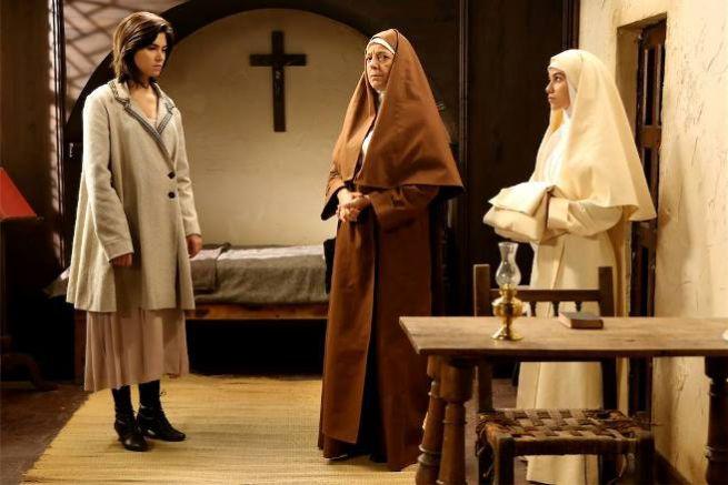 Il segreto in prima serata: la vita di Maria in convento, la follia di Doroteo, il fascino di Lesmes | Ultime Notizie Flash
