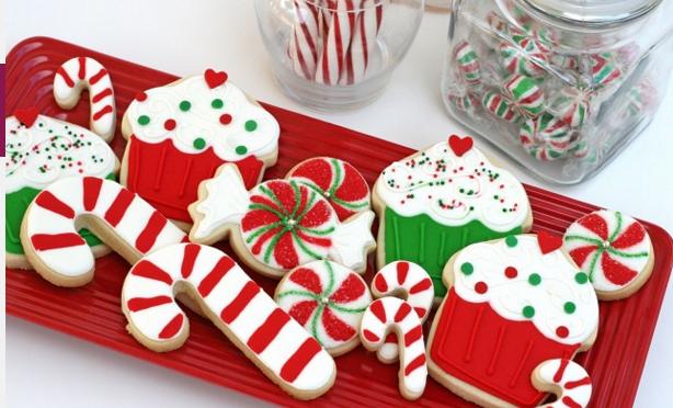 Regalare Biscotti Di Natale.I Biscotti Di Natale Bellissimi Da Vedere Buoni Da Mangiare E Perfetti Da Regalare Foto Ultime Notizie Flash