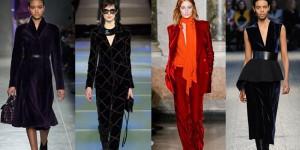 Tendenze moda AutunnoInverno 2015 2016