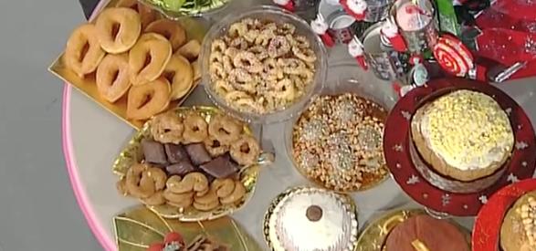 Tronchetto Di Natale Luca Montersino.La Colazione Di Natale Con Le Ricette Di Anna Moroni E Luca
