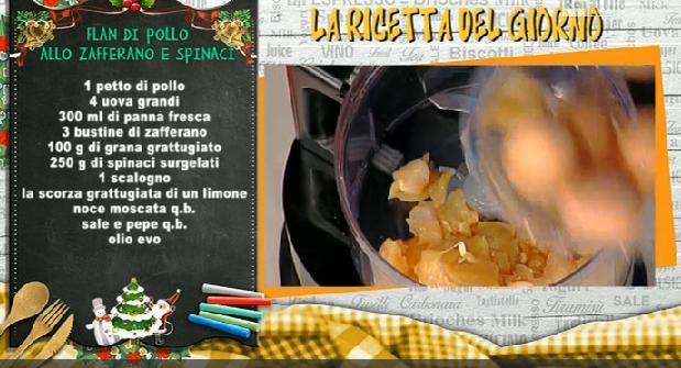 La ricetta del plumcake di pollo e spinaci di ambra romani for Secondi romani