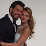 Lidia Vella e Alessandro Calabrese insieme e innamorati a Pomeriggio Cinque