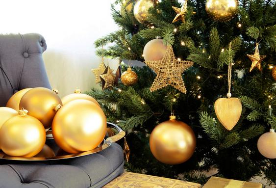 Decorazioni Natalizie Caramelle.Toyandona 5 Pezzi Di Decorazioni Natalizie Con Palline Di Caramelle Set Con Ciondoli Di Palline Di Ornamento Per Albero Di Natale Con Corde Doro Per Albero Di Natale Casa E Cucina Addobbi